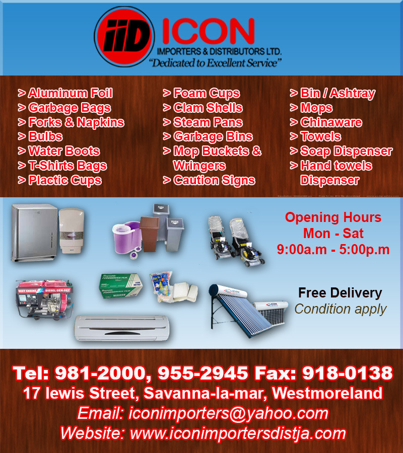 Icon Importers & Distributors Limited