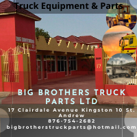 Big Brother Truck Parts