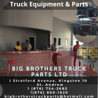 Local Business Big Brother Truck Parts in Kingston St. Andrew Parish