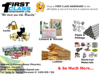 Local Business First Class Hardware in Kingston St. Andrew Parish