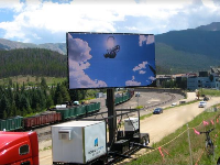Large LED screens for rent | Large LED video screen rentals | LED screens for outdoor events