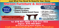 Maison Furniture & Accessories