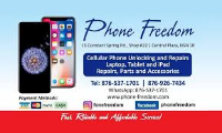 Phone Freedom Jamaica LLC.