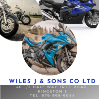 Wiles J & Sons Co. LTD