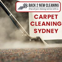 Back 2 New Cleaning - Carpet Cleaning  Sydney