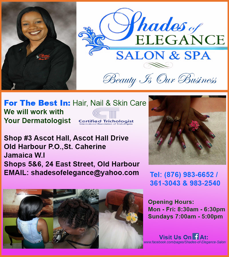 Shades Of Elegance Salon and Spa