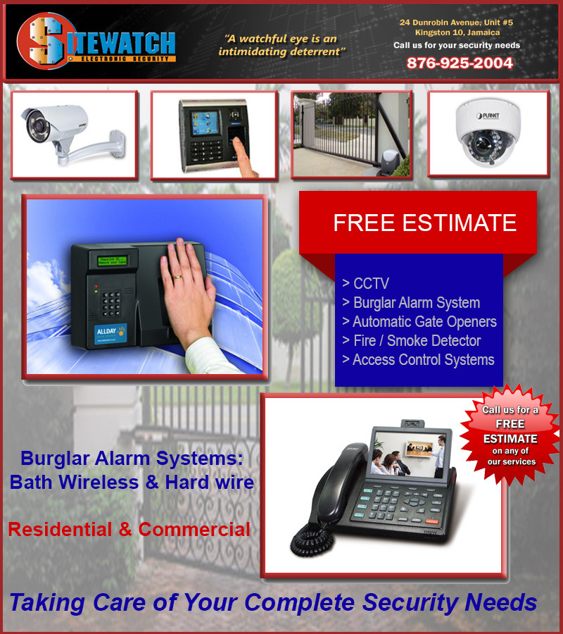 Sitewatch Electronic Security