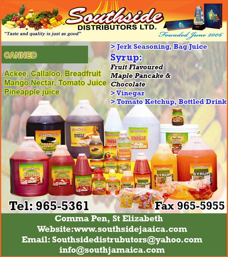 Southside Distributors Ltd
