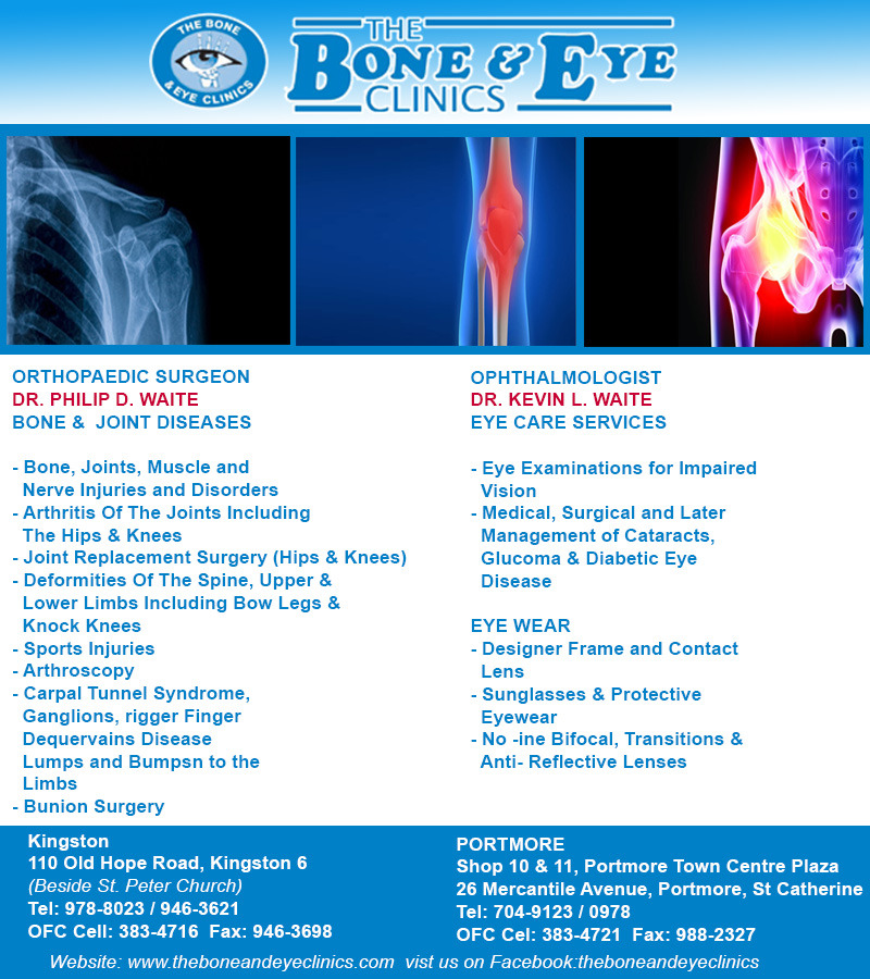 The Bone & Eye Clinics