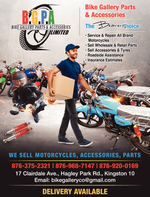 We Sell Motorcycles, Accessories & Parts