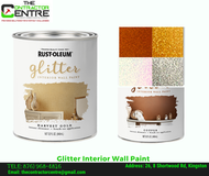 Glitter Interior Wall Paint