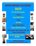 Kingston Furniture Sale