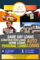 Wise Choice Financial - Financial Loan Services for All Jamaicans