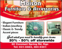 Maison Furniture & Accessories poster