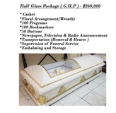 Half Glass Package (G.H.P)
