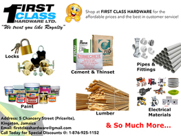 First Class Hardware Ltd