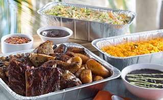 Willy Thatch roof Catering Service