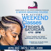 6 Weeks Braiding Course