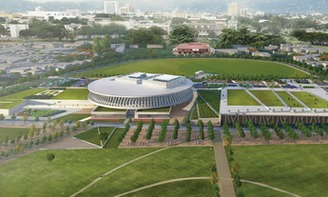 New Parliament Building Is Expected To B...