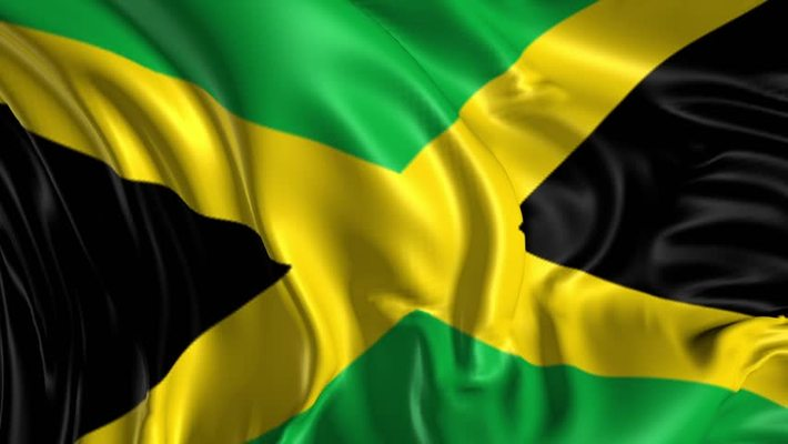 The Jamaican Flag