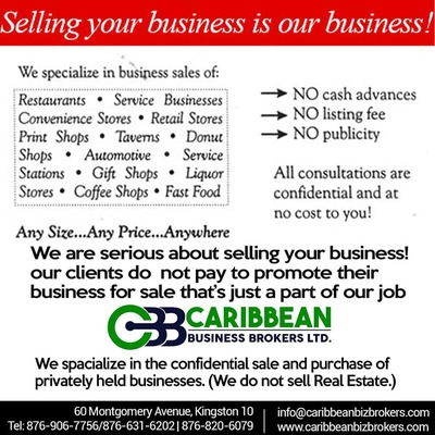 Selling Your Business is our business!