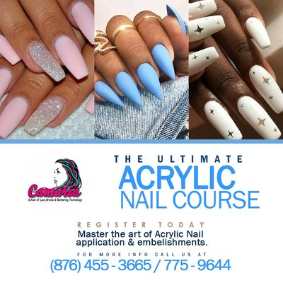 The Ultimate Acrylic Nail Course